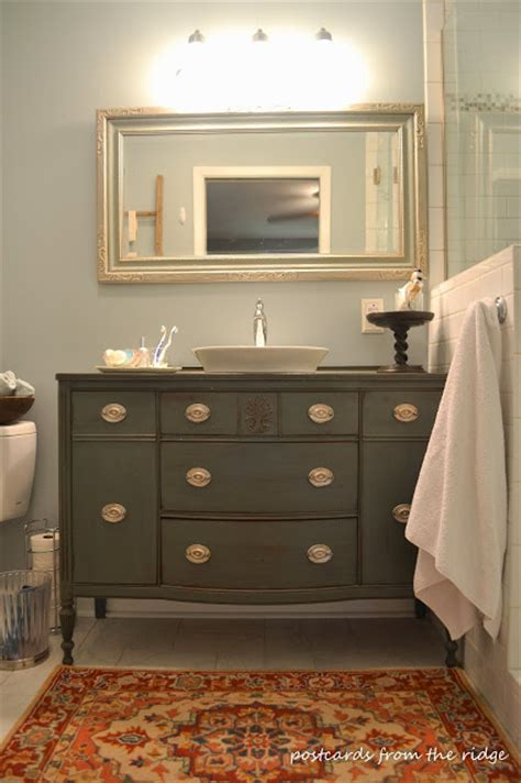 Vanity Ranch by Lovely Bathroom 1960 S Updated Ranch Style Home Tour