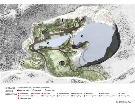 Home Layout Plans asla 2012 professional awards quarry garden in shanghai