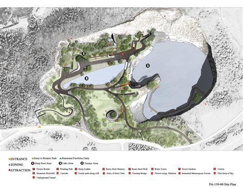 Contemporary Home Plans asla 2012 professional awards quarry garden in shanghai