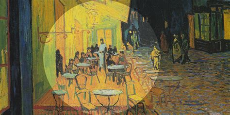 the most famous paintings vincent van gogh may have hidden the last supper within