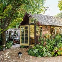Backyard Cottage Backyard Cottage Garden Cottages