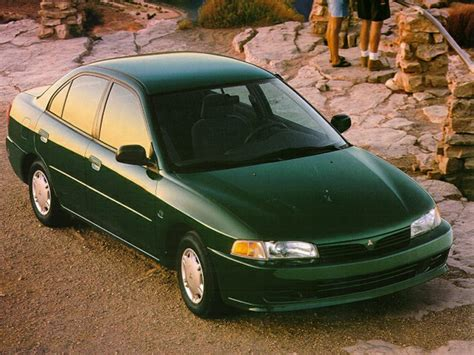 1997 mitsubishi mirage reviews specs and prices cars