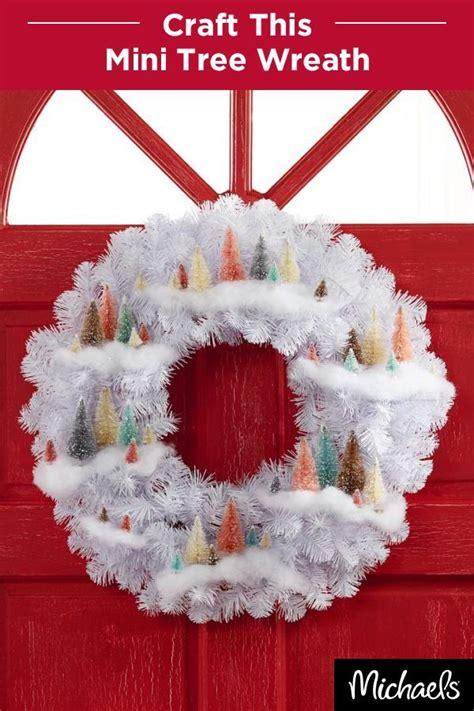 craft  winter wonderland   fun holiday wreath add
