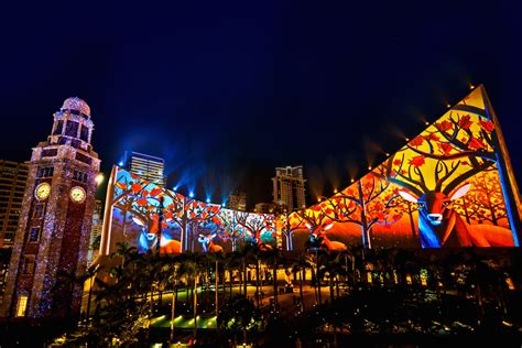 3d light show a hong kong winter wonderland experience awaits your