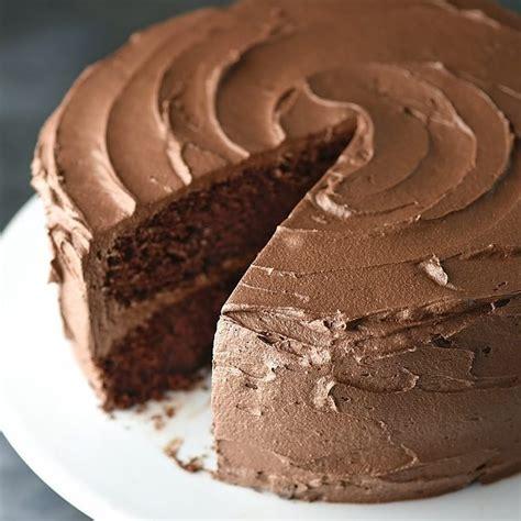 perfect chocolate cake recipe  feedfeed