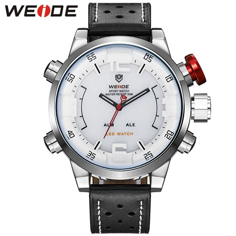 weide wh5210 2c dual time zone with alarm watches