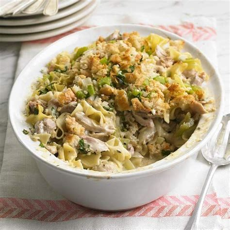 our best chicken recipes for winter noodle casserole