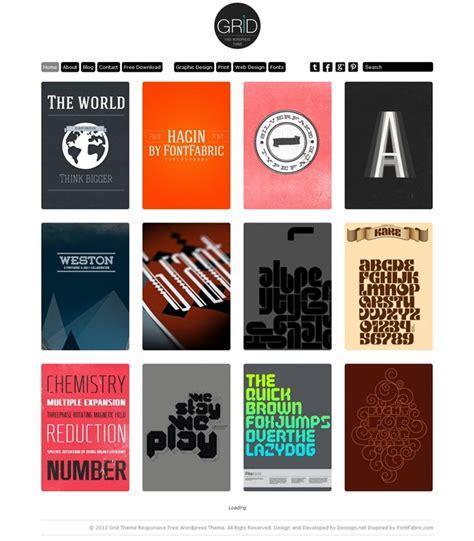 wordpress themes photo grid 45 best free wordpress themes for mobile friendly websites