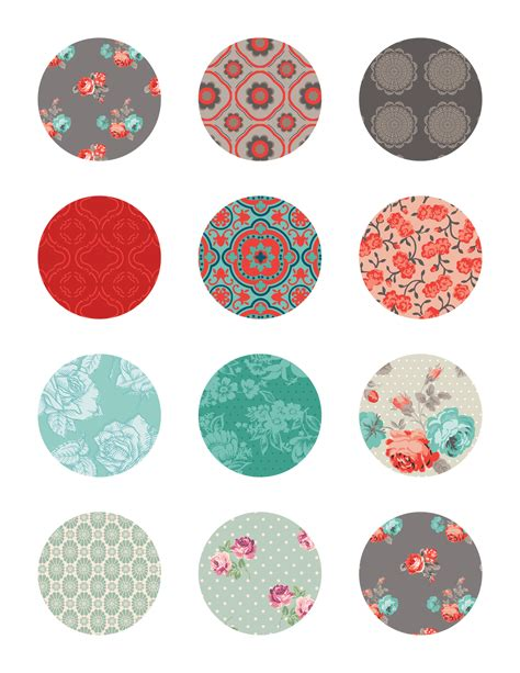 free sticker template free printable stickers floral labels free printables