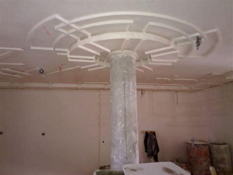 decor platre maison deco plafond platre maroc