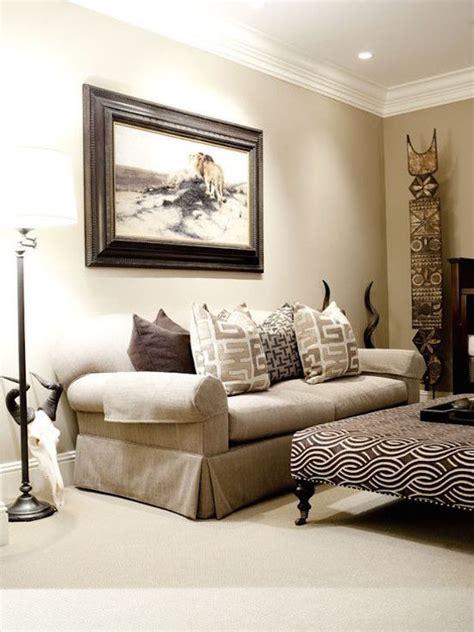 inspiring african living room decorating ideas