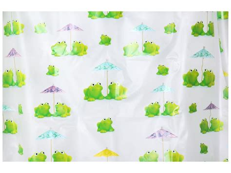 frog shower curtains no results for interdesign frogs shower curtain multi