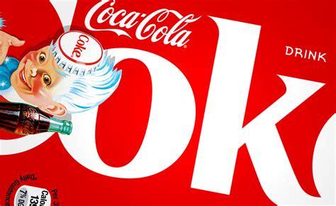 coca cola makeover  peter gregson studio
