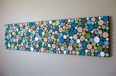 Handmade Artwork - 50 beautiful diy wall ideas for your home
