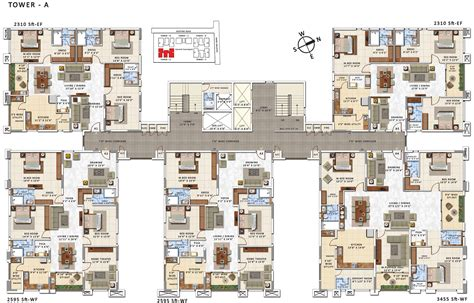my house plan my home navadweepa floor plans