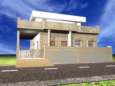House Front Design Jodhpur Elevation Exterior Design Gharexpert