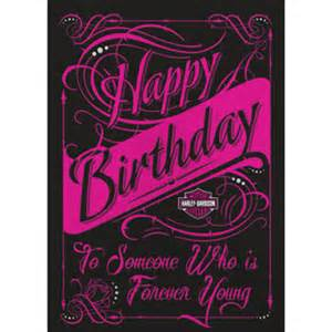 birthday cards harley davidson 174 ace branded products
