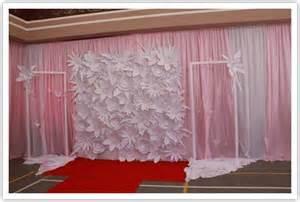 Wedding Backdrops Diy Diy Wedding Backdrop Inspired Bride