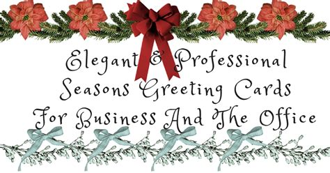 new year wishes professional business season greetings cards for a professional start