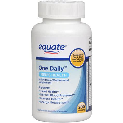 2 supplements mens health equate s health supplement walmart