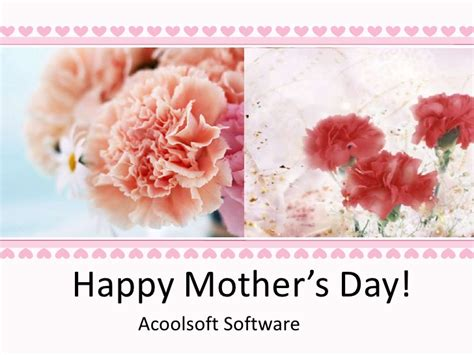 powerpoint templates free mother s day free powerpoint templates for mothers day