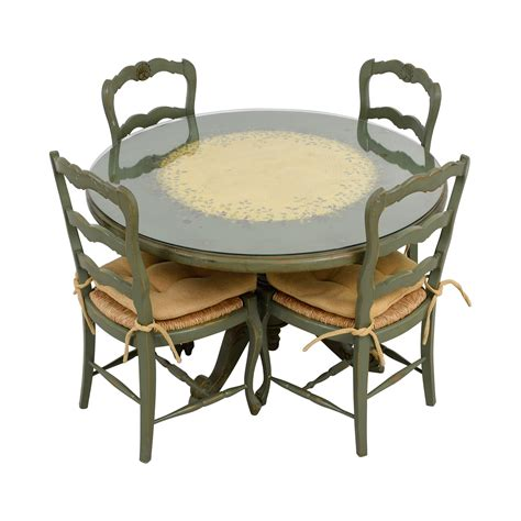 Painted Kitchen Table And Chairs 84 Painted Country Style Kitchen Table And Chairs Tables
