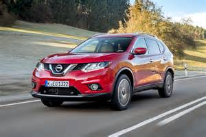 Nissan X Trail Nissan X Trail 2 0 Diesel 2017 Review Pictures Auto