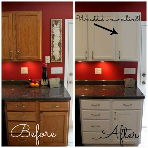 red kitchen white cabinets how to paint cabinets