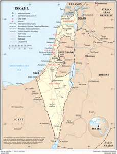 Free Outline Map Of Israel by Maps Of Israel Geography Lounge All Things Spatial