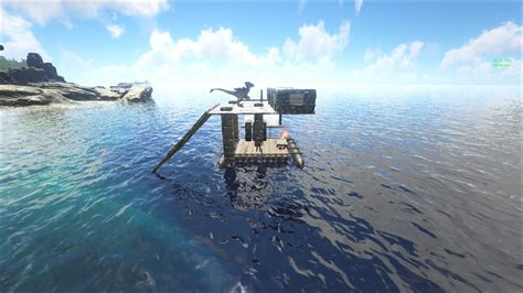 ark boat build limit show your raft ark