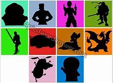 Guess the Shadow Quiz Level 51 - 60 Answers | 4 Pics 1 ... Guess The Emoji Level 53