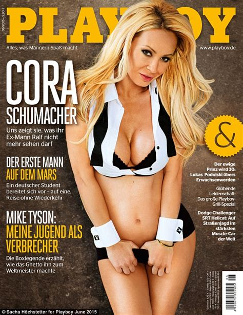 playboy tv swing online free ralf schumacher s ex wife cora poses for playboy after