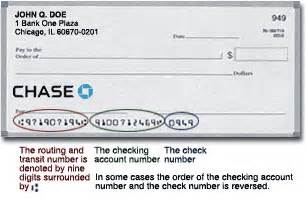 Routing Number Bank Routing Numbers Banking Deals