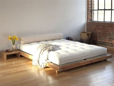 ground bed frames best 25 futon bed frames ideas on pinterest futon bed