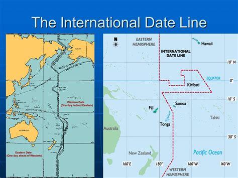 International date line definition wiki
