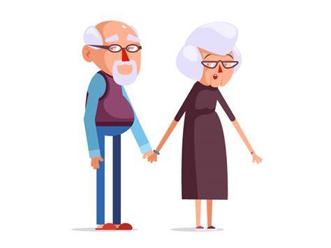 granpa cartoon film video grandma grandpa by csaba khilenberg dribbble