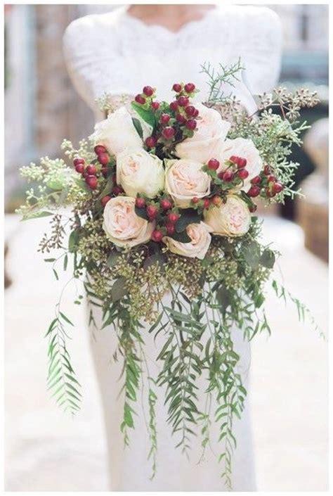 Wedding Bouquet Ideas For Winter by Seasonal Favorites 5 Winter Wedding Bouquets