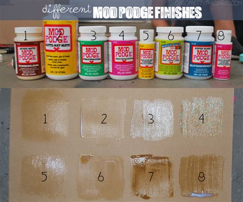 Modge Podge Decoupage - the diy book of spells with mod podge