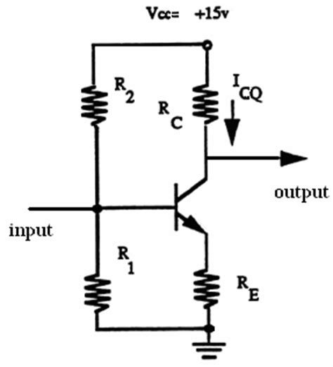 ce transistor lifier experiment shahram marivani design and characteristics of the common emitter lifier