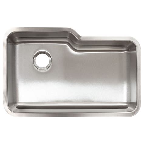 square undermount stainless steel bathroom sinks undermount stainless steel single bowl kitchen l108
