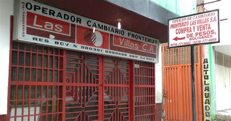 una duda razonable bolsillo una duda 191 de d 243 nde obtendr 225 n los pesos las casas de cambio en la frontera venezolana la