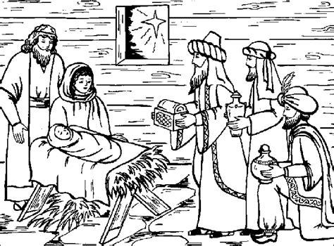 imagenes de nacimiento de jesus para pintar nacimiento del ni 241 o jesus para pintar dibujos infantiles