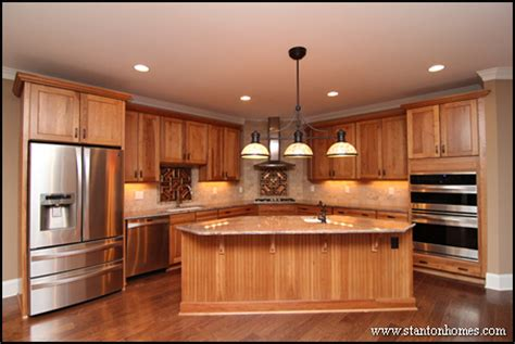 Types Of Kitchen Islands custom home building and design blog home building tips