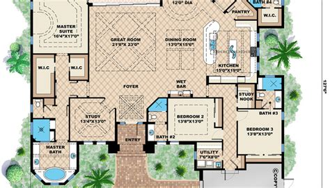 southwestern house plans style house floor plans 100 images adobe southwestern