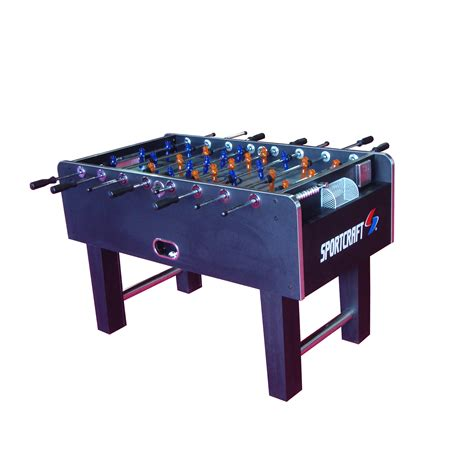 Sportscraft Foosball Table by Sportcraft 64953 Epic Pro 55 Quot Foosball Table Sears Outlet