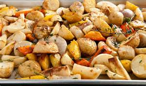 roasting root vegetables in oven oven roasted root vegetable medley in the kitchen with