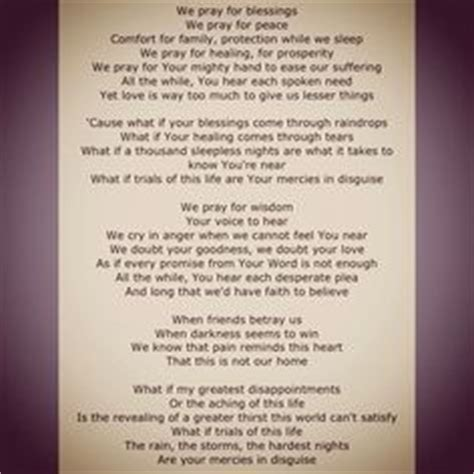 printable lyrics laura story blessings blessings by laura story i absolutely love this song