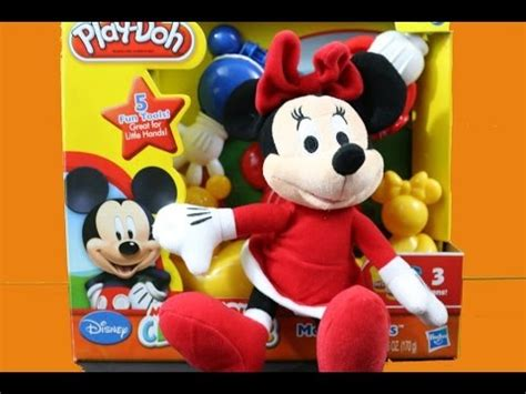 New Play Doh Minnie Mouse play doh mickey mouse clubhouse mouskatools with minnie