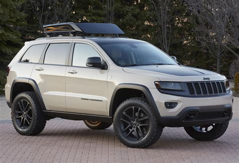 Jeep Grand Cherooke 2014 Moab Jeep Grand Trail Warrior