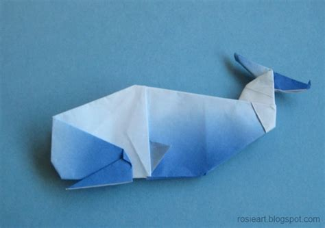 Whale Origami - 17 best images about church jonah at st